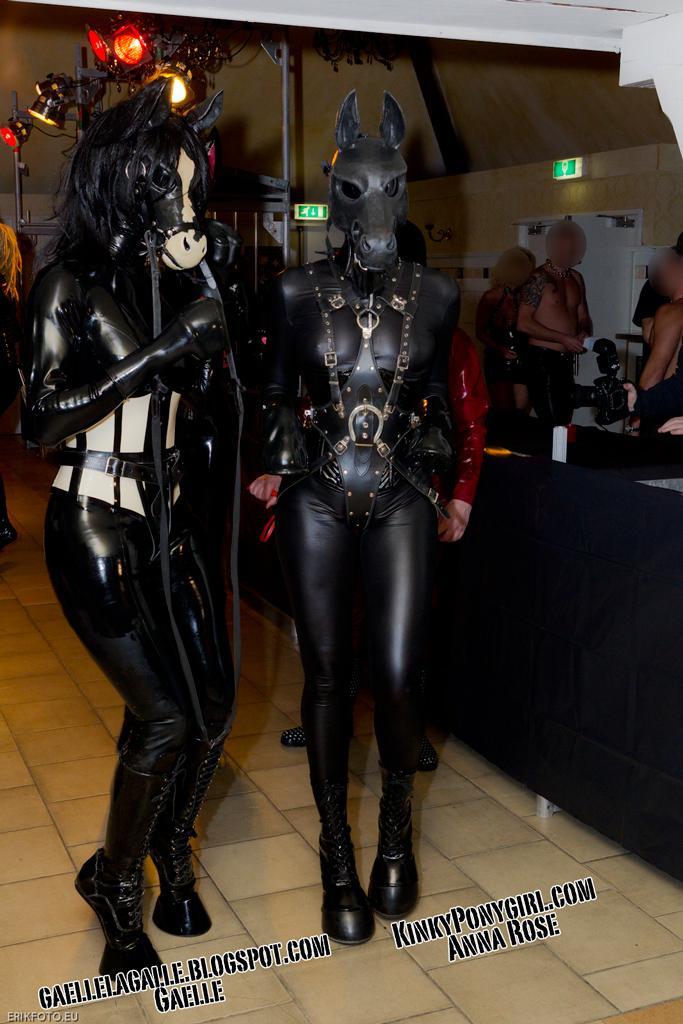 Kinkyponygirl and Gaelle 3