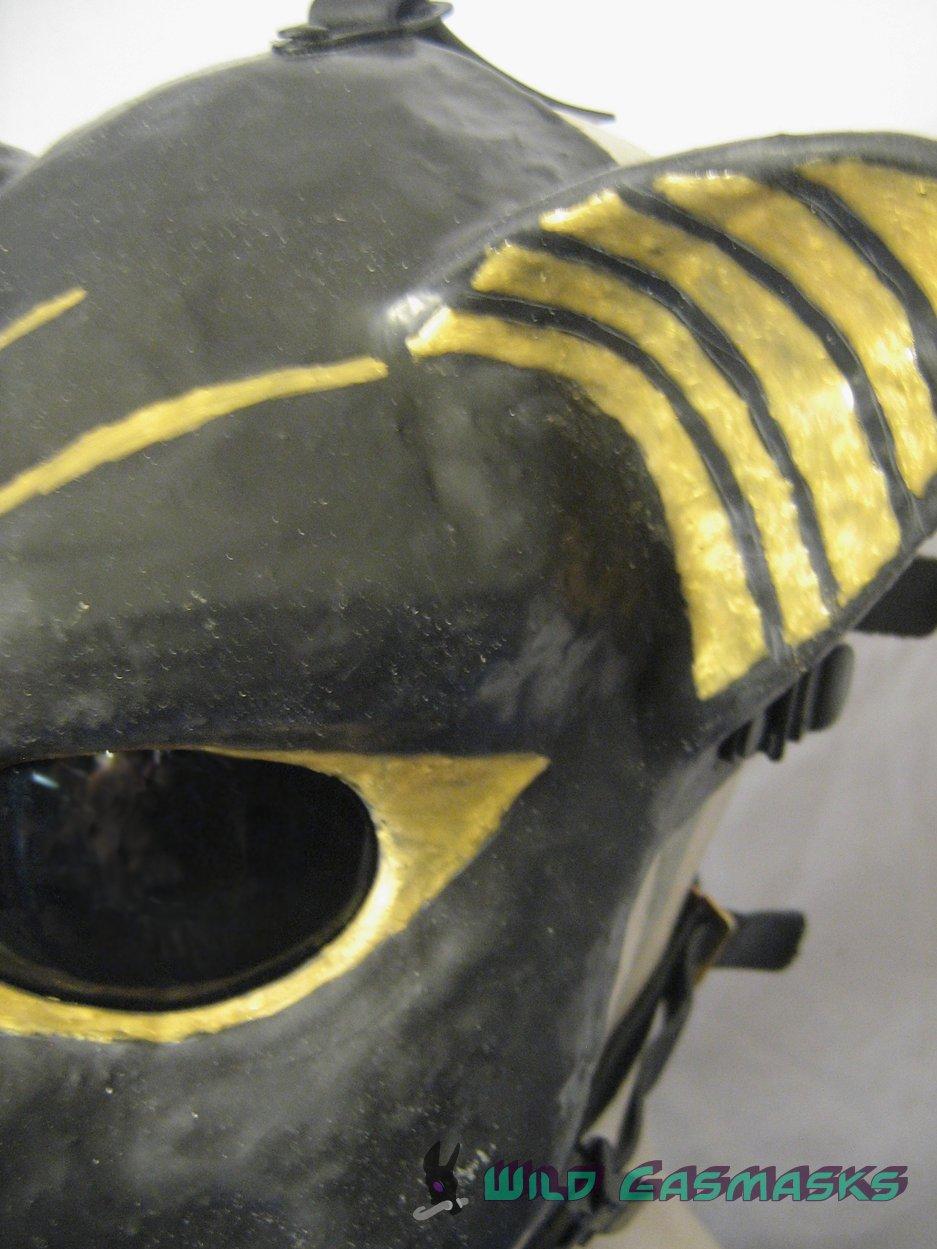 VC's Bast - Eye and Ear Detail