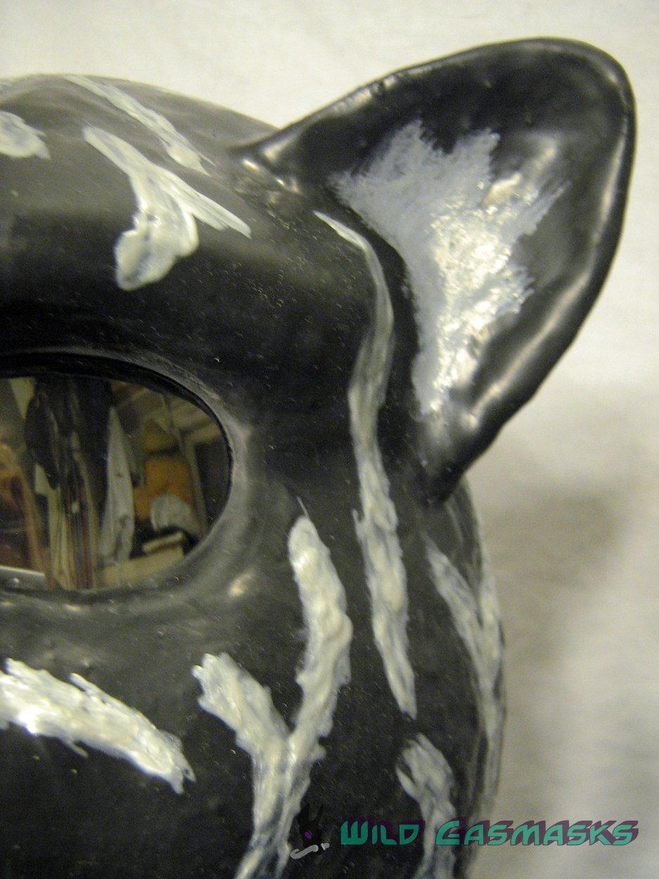 Neirin - Eye and Ear Detail