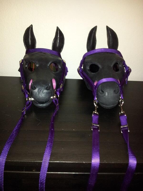 Sparta and Hexx Masks