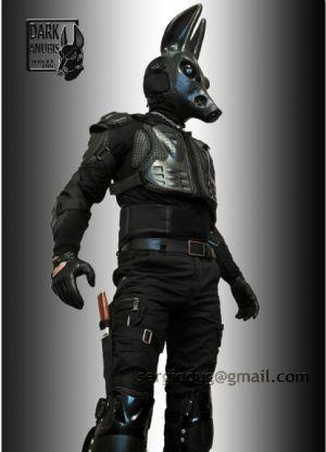 Anubis 1 in Tactical Gear