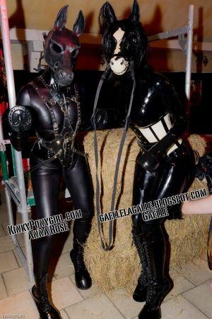 Kinkyponygirl and Gaelle 4