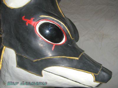 Jackal 100 - Eye Detail