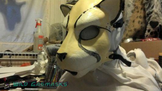 Kauko's Mask - Tearmark