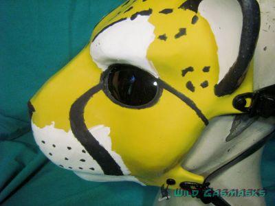Kauko (2nd Version) - Side of Muzzle Detail