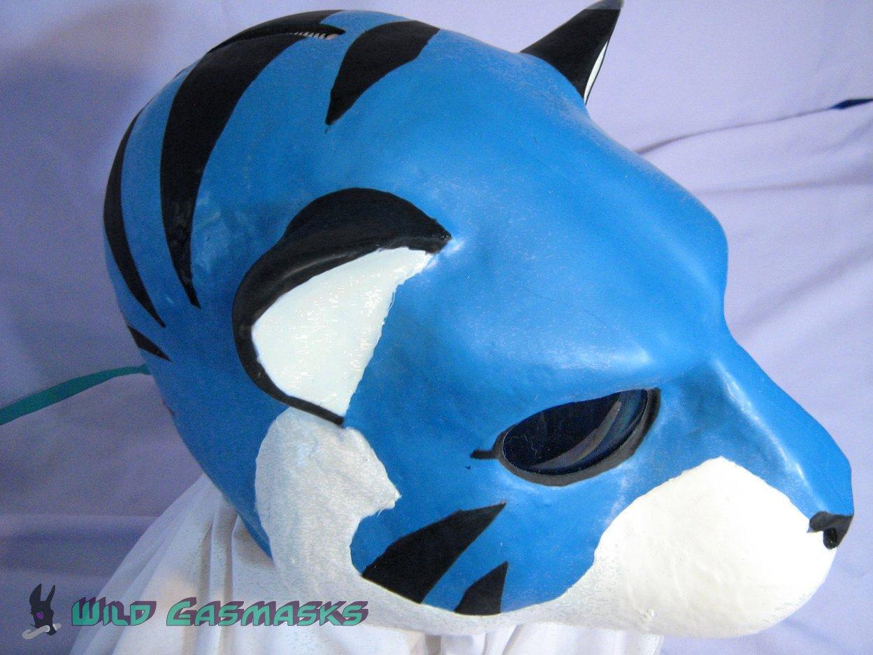 Punky Tiger - Top Side Detail