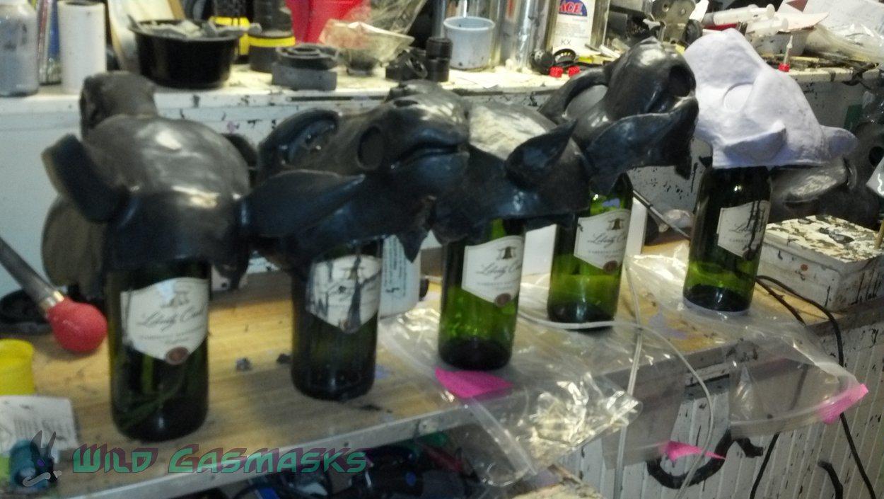 Wine for Masks